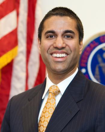 Ajit Pai, Commissioner der FCC, will die Regeln zur Netzneutralität aufweichen.