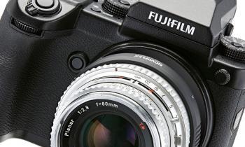 Novoflex kündigt Objektivadapter für die Fujifilm GFX 50S an