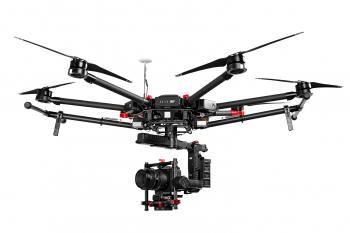 Bei den Modelle iXU und iXU-RS handelt es sich um Luftbildkameras. Sie sind unter anderem für die Montage an Drohnen geeignet.