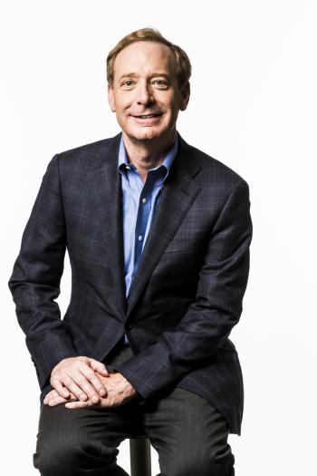 Micorosoft-Justiziar Brad Smith