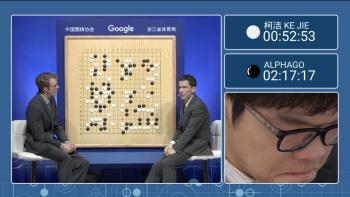 Künstliche Intelligenz: AlphaGo besiegt Ke Jie zum dritten Mal