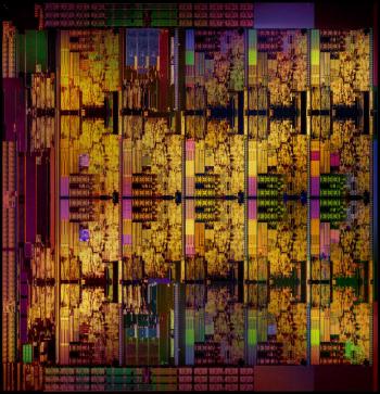 Das Die des Intel Core i9-7900X