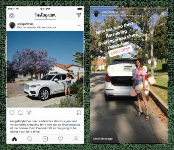 Auf Instagram sind werbende Fotos und Storys künftig mit einem Hinweis versehen. Das soll für mehr Transparenz auf der Plattform sorgen.