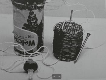 Frage 6: So wie im Bild wird ein Transistor verbaut. Aber von wem wofür?