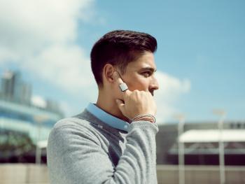 Kickstarter-Ring ORII macht Finger zum Smartphone