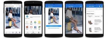 eBay-Produkte über Fotos suchen und kaufen
