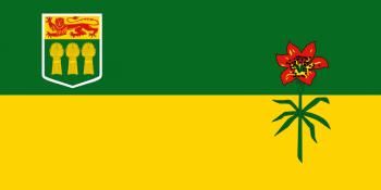 Fahne Saskatchewans