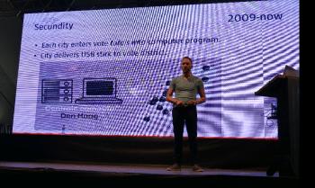 Hackercamp SHA2017: All Computers are broken