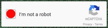 """Recaptcha-Dialog """"I'm not a robot"""""""