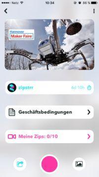 Zipstrr-App
