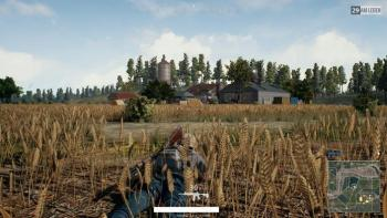 Spielszene aus Playerunknown's Battlegrounds