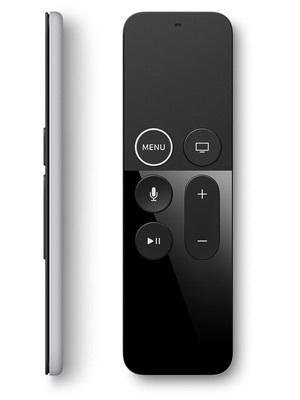 Hardware-Details zum Apple TV 4K: Gigabit-Ethernet und bessere Siri Remote