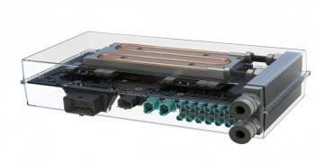 Nvidias Autonomous-Driving-Modul Drive PX2.