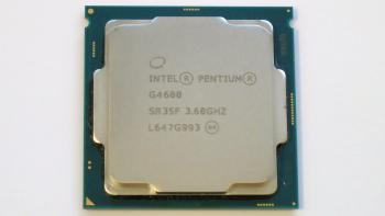 """Intel Pentium G4600 """"Kaby Lake"""""""