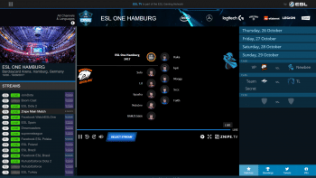 Gaming-Events ESL One
