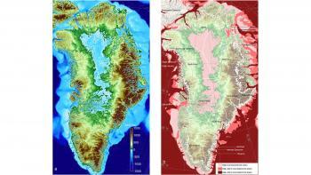 Nasa: Deutlich mehr Gletscher vom Schmelzen bedroht als gedacht
