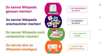 Wikipedia-Banner