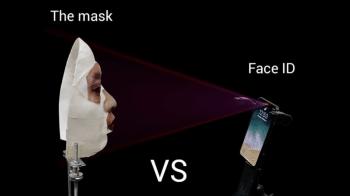 Mit einer Maske waren Sicherheitsforscher angeblich in der Lage, Face ID zu überlisten.