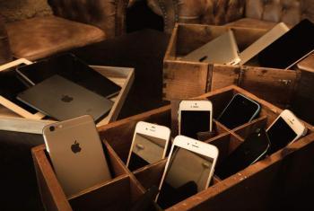 Viele Funktionen erhält man auch auf älteren, gebrauchten iPhones und iPads noch.