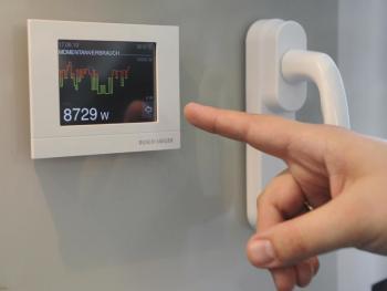 Digital gesteuertes Zuhause