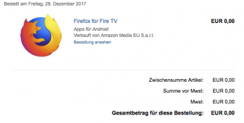 Keine YouTube-App mehr für Fire TV