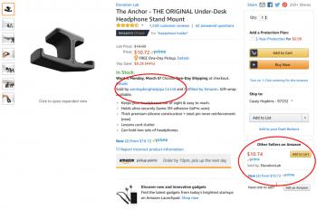 Fälschung Amazon