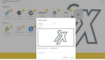 Mit UCS 4.3 lässt sich das Portal maßgeschneidert fürs eigene Unternehmen einrichten.