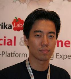 John S. Kim, CEO Paprika Lab