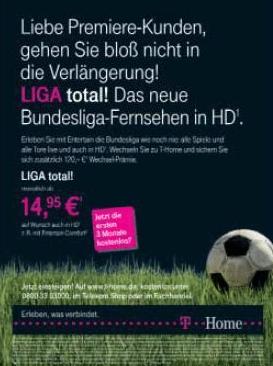 T-Home-Werbung