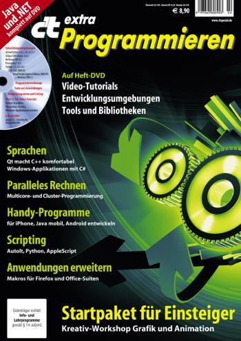 Titelseite Sonderheft Programmieren