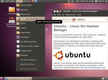Ubuntu 10.04 Desktop
