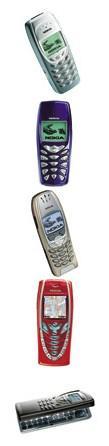 Fünf Neue von Nokia
