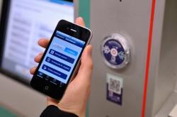 touch&travel-App auf dem Handy