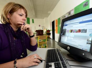 Auch Lehrer sollen künftig die Nutzung moderner Medien beherrschen
