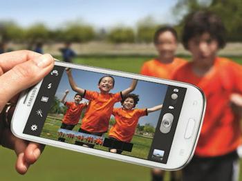 Besonder erfolgreich ist Samsung mit seiner Sparte für mobile Kommunikation