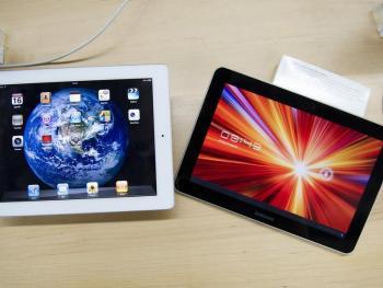 Apple und Samsung