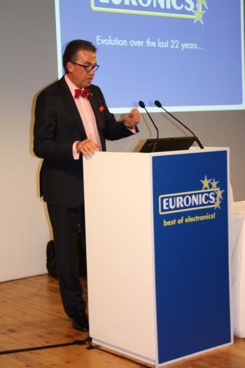 Hans Carpels, Euronics International, Präsident