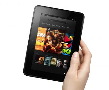 Den Kindle Fire HD gibt es auch als 7-Zoll-Variante.