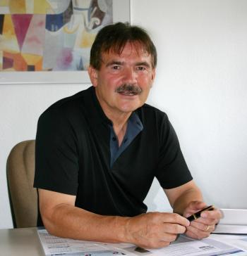 Norbert Dorn, Marketingleiter, Kindermann GmbH
