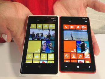 Windows-Smartphones von Nokia