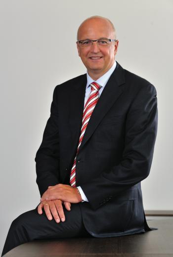 Rolf Schwirz, designierter CEO, Kontron