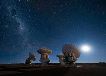 ALMA-Antennen