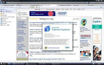 Internet Explorer 7 Beta 1