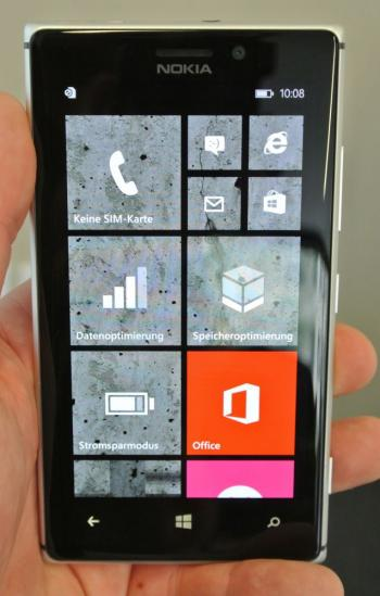 Windows Phone 8.1: Kachel-Update für Windows-Smartphones