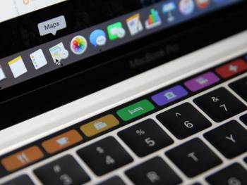Apple TouchBar