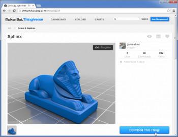 online datenbanken f r 3d modelle c 39 t magazin. Black Bedroom Furniture Sets. Home Design Ideas