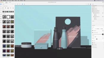 Adobe Dimension, vorher bekannt als Project Felix, erleichtert 3D-Komposition.