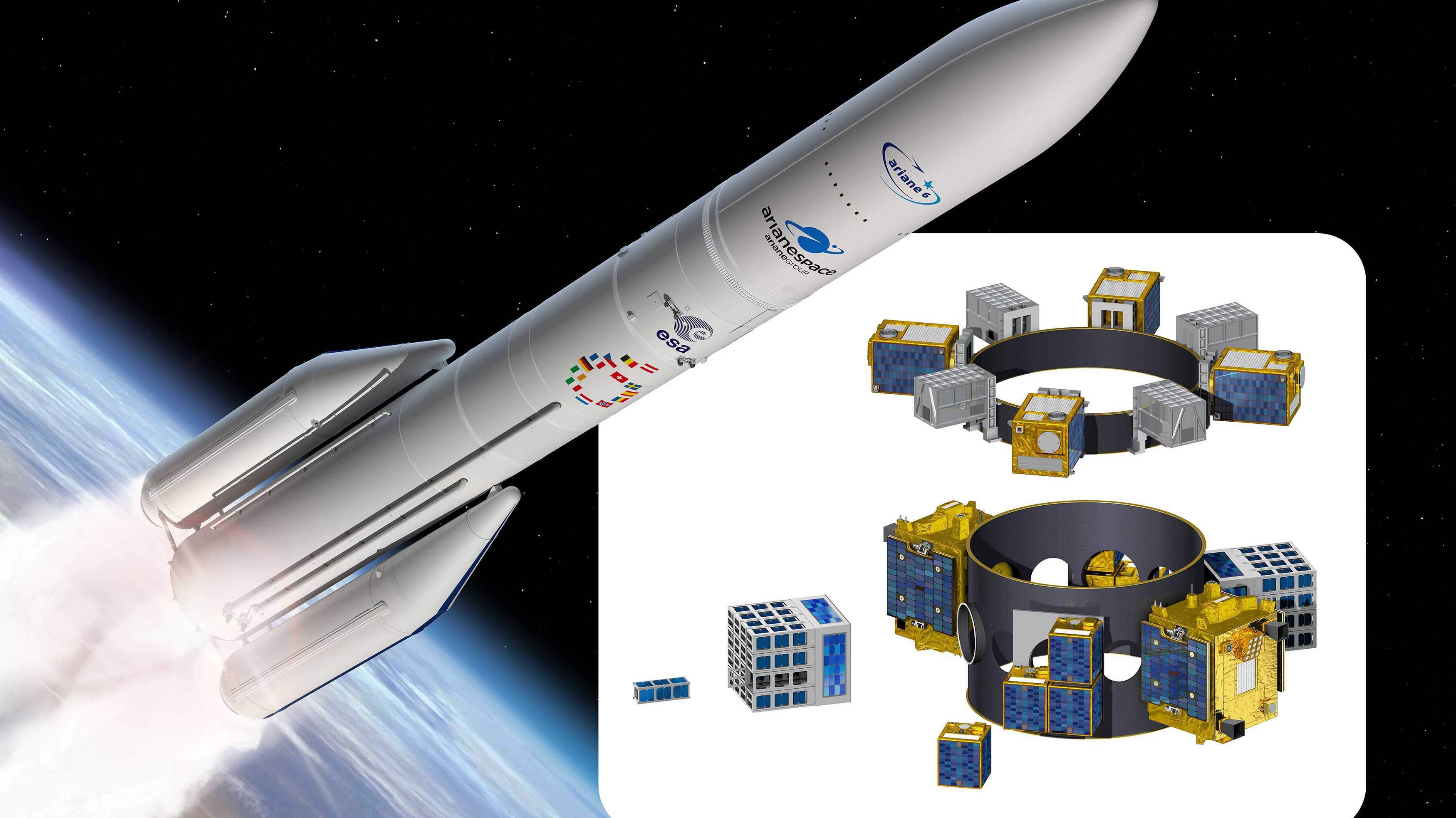Ariane-6-Raketenteile aus dem 3D-Drucker: Europas Antwort auf SpaceX