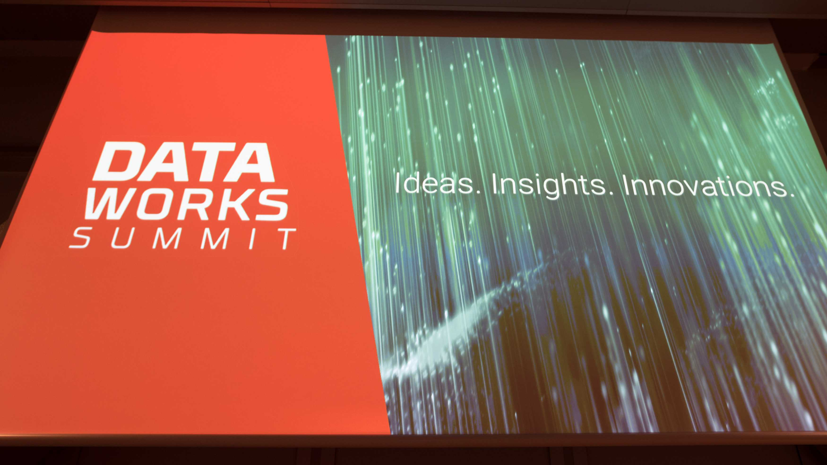 DataWorks Summit Europe 2019: Enterprise Data Cloud als Vision