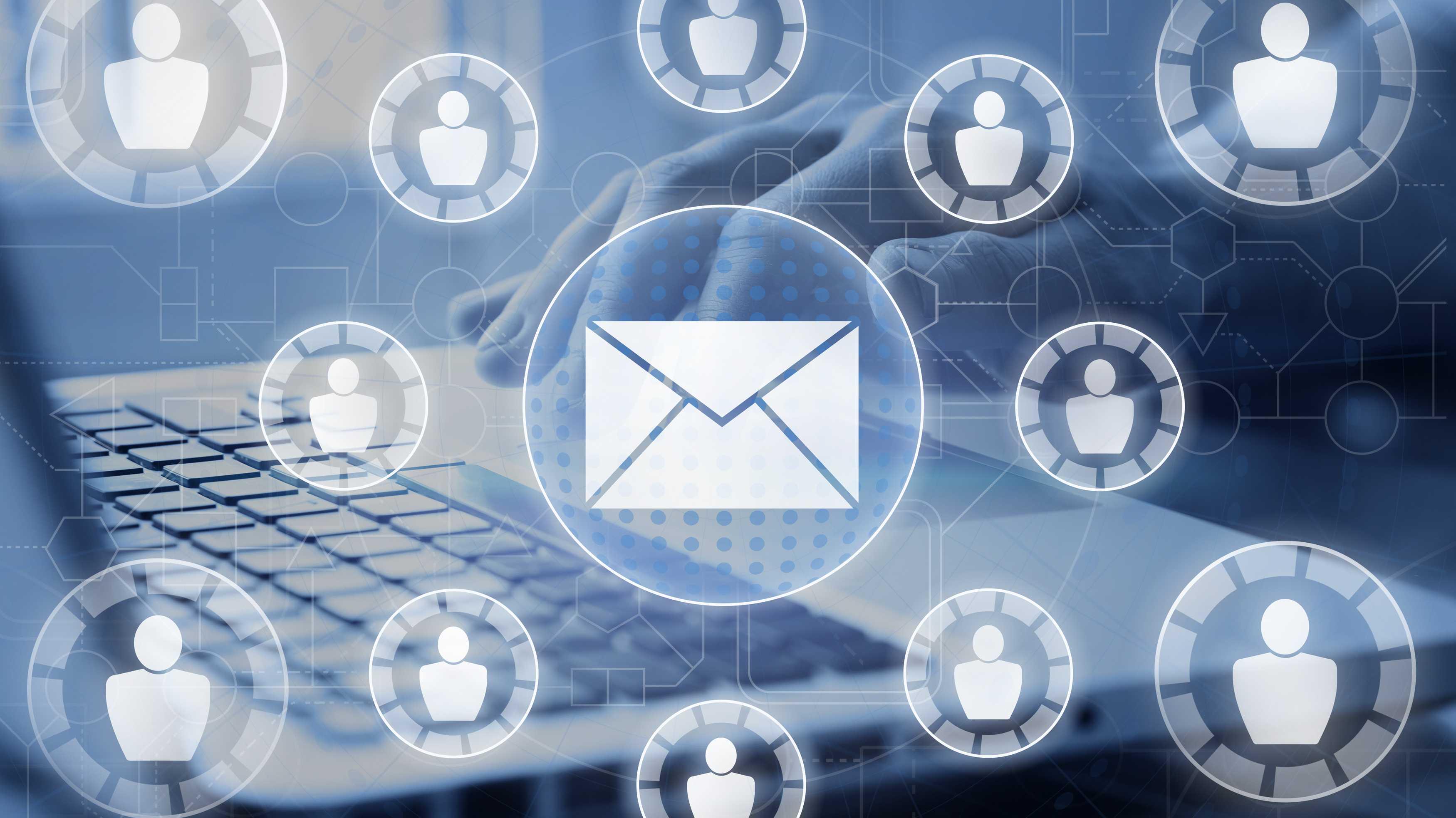 Symbolbild Email